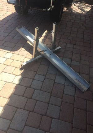 Motorcycle towing hitch rack for Sale in Sunrise, FL