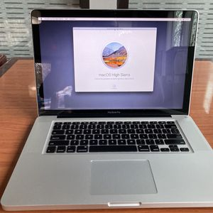 Apple MacBook Pro 15-inch, Early 2011, 2GHz i7, 8GB 500GB for Sale in Portland, OR