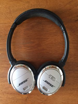 Bose headphones-NOT AVAILABLE AT THIS TIME for Sale in San Francisco, CA