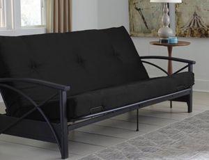 "New!! Mattress, futon mattress, 6"" futon mattress, living room furniture , black for Sale in Phoenix, AZ"