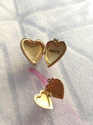 Heart locket for Sale in Martinsburg, WV