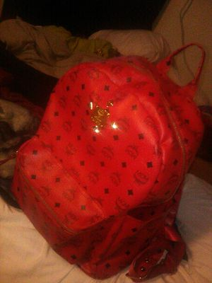 Red mcm bag for Sale in Phoenix, AZ