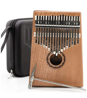 Kalimba with carrying case for Sale in Portland, OR