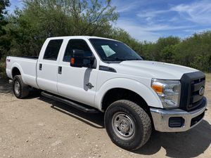 2015 FORD F350 6.7 diésel , 4x4 one owner for Sale in San Antonio, TX