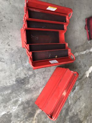 Snap on portable tool box (x2) for Sale in Patterson, CA