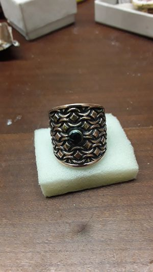 large copper ring handmade for Sale in Madison, VA