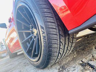 Ferrara Fr4 20 inch Wheels for Sale in San Antonio,  TX