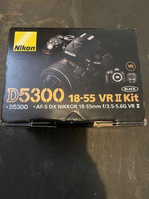 Nikon D5300 Camera for Sale in Miami, FL