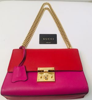 Gucci Padlock Leather Bag for Sale in Marietta, GA