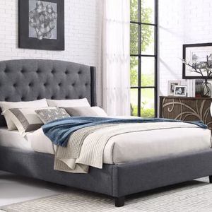 queen bed with mattress ! for Sale in Whittier, CA