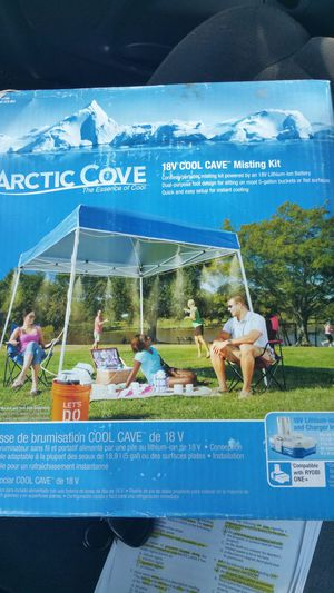 Artic cove kit reg $150 for Sale in St. Louis, MO