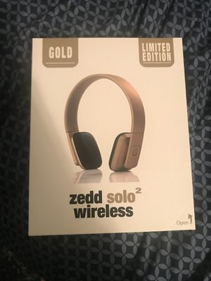 Zedd Solo 2 wireless headphones. beats. brand new for Sale in Millcreek, UT