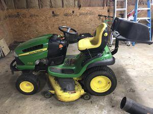 John Deere LA140 Riding Mower for Sale in CHATT HILLS, GA