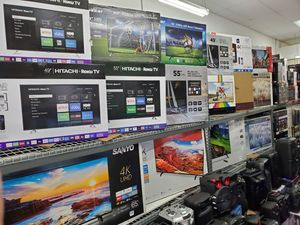 GET BIGGER AND NEW TV FOR YOUR MONEY WITH WARRANTY. READ THE DESCRIPTION FOR PRICES. for Sale in Los Angeles, CA