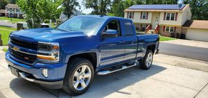 2018 Chevy Silverado, LT, Z71. 4X4 with 16,400 only for Sale in Fort Washington, MD