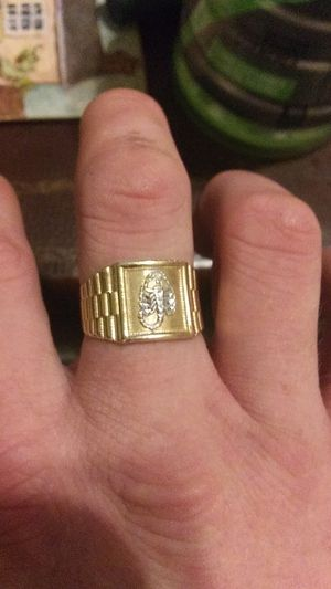14 k gold ring for Sale in San Antonio, TX