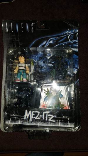 Aliens Mez- Itz Action Figures for Sale in Burbank, CA