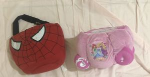 FREE (only spider man and princess holloween BuCKETS) for Sale in Miami, FL
