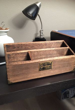 2 desk organizers and small chalkboard! for Sale in Stockton, CA