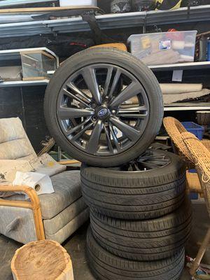 "17"" Rims & Tires 2015 Subaru WRX for Sale in Mesa, AZ"