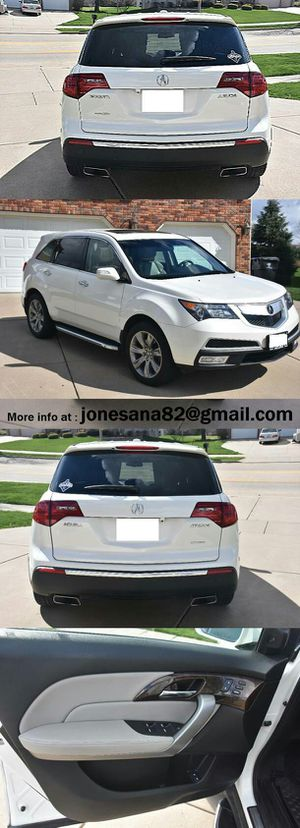 Mint100%2O11 Acura MDX Sports Package loaded low miles for Sale in Colchester, VT