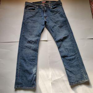 Men's Levi Denizen 218 straight fit pants 34x30 for Sale in Paramount, CA