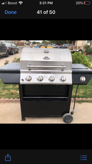 GRILL MASTER GRILL Asador BBQ for Sale in Phoenix, AZ
