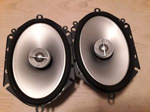 Infinity speakers 6 by 8 for Sale in Corona, CA