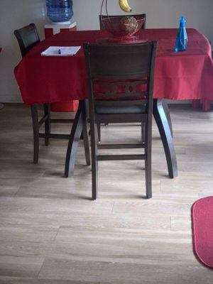 brand new 4 chair dining room for Sale in Chico, CA