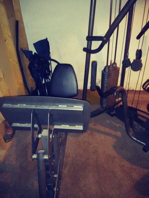 Universal gym parabody for Sale in Endicott, NY