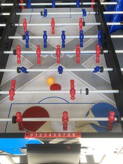 Ping Pong / Air hockey / and Foos ball Table for Sale in Boynton Beach,  FL