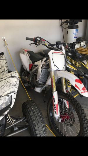 08 crf450 for Sale in Glendale, AZ