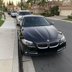 2015 BMW 528i xDrive AWD 4 Cylinder Turbo for Sale in Santa Ana, CA