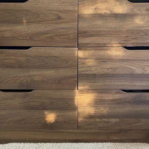 6 Drawer Double Dresser for Sale in Coronado, CA