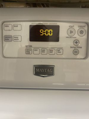 Maytag smooth surface electric convection for Sale in Tamarac, FL