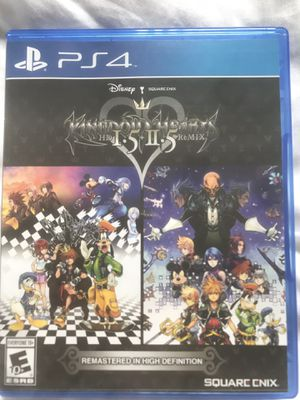 Kingdom hearts HD 1.5 + 2.5 Edition for Sale in Clermont, FL