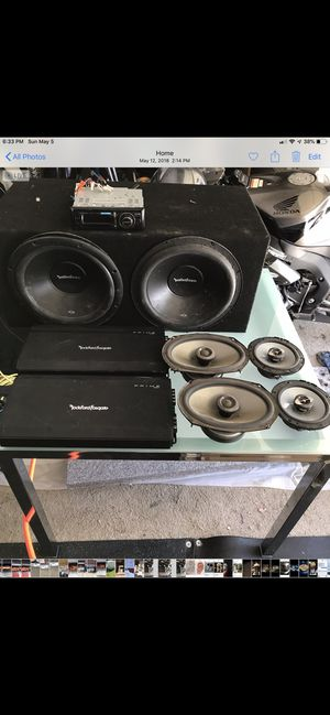 Stereo system for Sale in Newman, CA