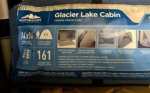 Glacier lake cabin tent sleeps 8 for Sale in Springfield, VA