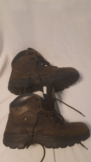 Alpine Design men's leather hiking boots size 13 / work boots for Sale in Everett, WA