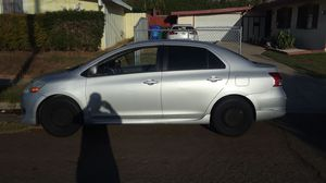 2008 Toyota yaris S salvaged title 15300 miles for Sale in San Diego, CA