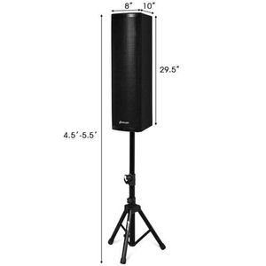 A22-11- 2000W Set of 2 Bi-Amplified Bluetooth Speakers PA System with 3-Channel & Stands for Sale in City of Industry, CA