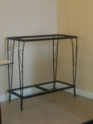 Fish tank stand for Sale in Jersey City, NJ