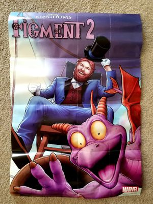 Figment 2 Poster for Sale in Westport, WA