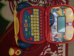 Laptop, kids toy, works and have kids games for Sale in UPPER ARLNGTN, OH