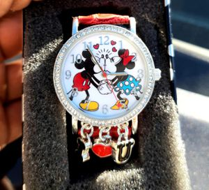 Mickey and Minnie Mouse watch for Sale in Plano, TX