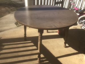 Wooden table for Sale in Roanoke, VA