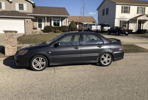 2004 Mitsubishi Lancer for Sale in Plainfield, IL