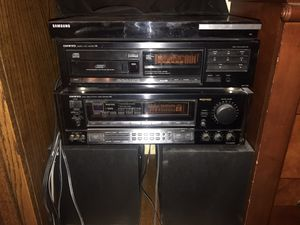 CD/Amplifier for Sale in Modesto, CA