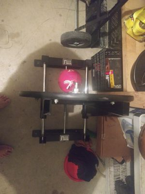 Speed bag setup Title for Sale in Dallas, TX