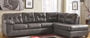 Ashley durablend leather sectional on sale today!!! for Sale in Columbus, OH